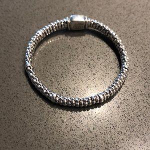 Lagos signature rope bracelet